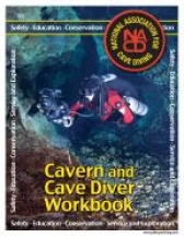NACD Cave Diving werkboek