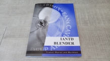 IANTD Blender Student Manual and Workbook
