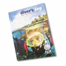 Logbook - Diver's Log and Training Record, (Dutch)